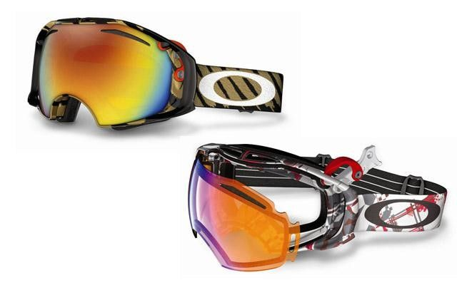 Oakley Airbreak Goggles  - Outfitters, Grouse Mountain, Vancouver - Pin It To Win It Contest