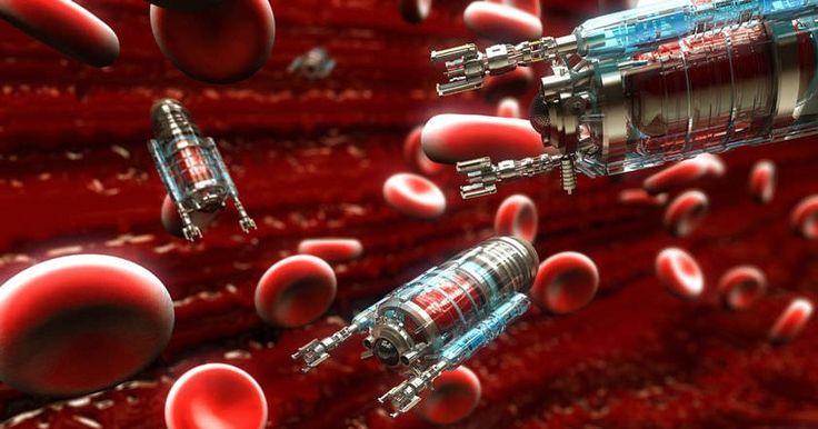 Научно-фантастический мир удивительных крошечных роботов становится на шаг ближе к действительности буквально с каждым днем.