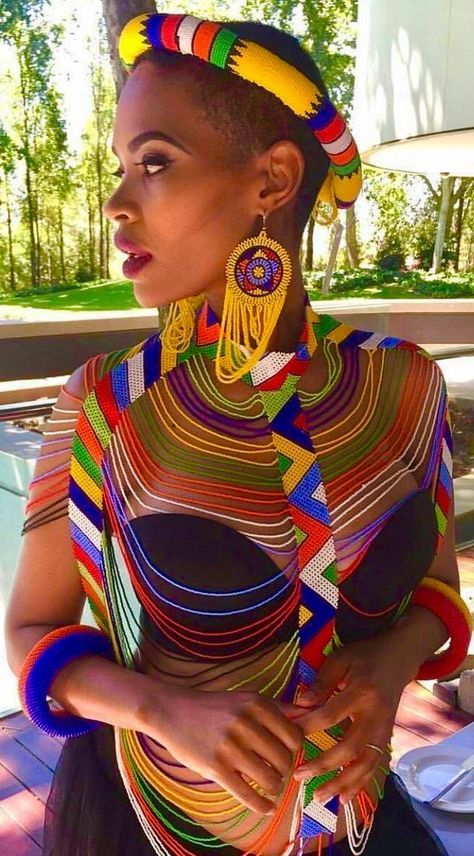 Gorgeous African beauty - kushiteprince - Google+ | Colliers | Pinterest | Africans, Google and African fashion