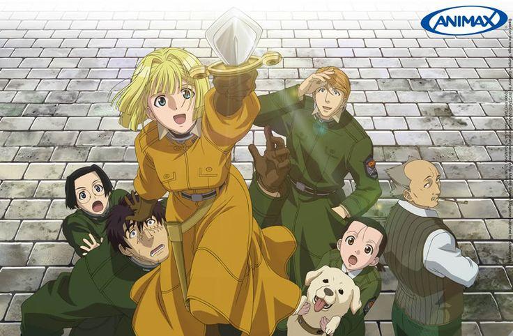 Pumpkin Scissors: Shorts Blondes, 800 524 Pixel, Blondes Hairs, Pumpkin Scissors 2 Jpg 800 524, Anime Niac, Anime Fandoms, Pumpkinscissors2Jpg 800524