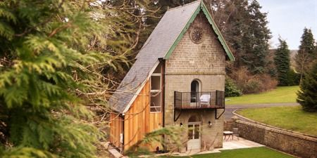 The Folly, secluded self catering accommodation Northumberland | Middleton Hall