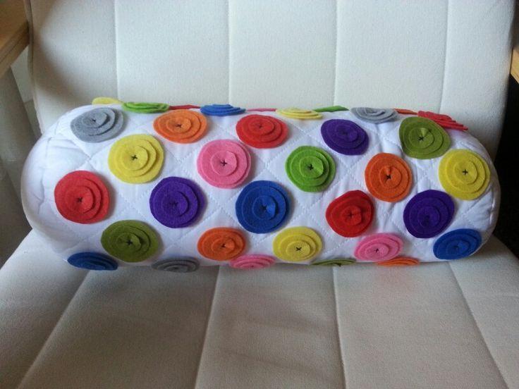 Cojin multicolor de fieltro. Felt PillowBusiness IdeasApplyFeltingIdeas ... & 198 best Ideas fieltro images on Pinterest | Crafts Felt and Names pillowsntoast.com