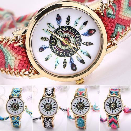 DÁMSKÉ NÁRAMKOVÉ HODINKY  http://www.pletenenaramky.cz/naramkove-hodinky/damske-naramkove-hodinky/