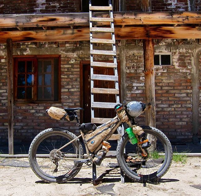 The Best Bikepacking Bike Available Touring Packing