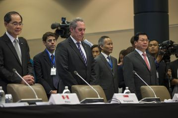 Dozen Nations Formally Sign Pacific Trade Deal