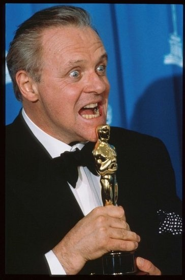 Anthony Hopkins is well known for his portrayal of Hannibal Lecter in The Silence of the Lambs (1991), for which he won the Academy Award for Best Actor.