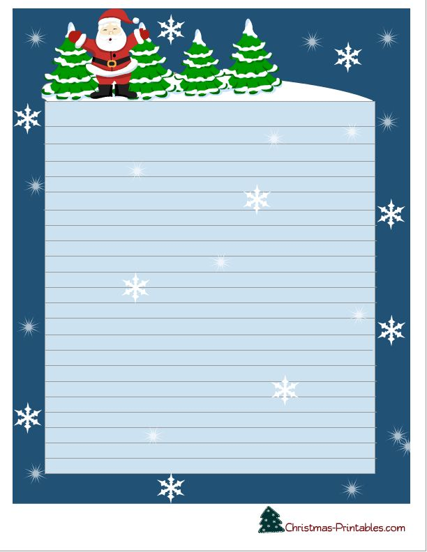 Exhilarating image in free printable christmas paper stationery
