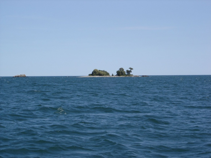 This little island was where the famous Silver Islet mine was once located. The world's richest. Until the lake claimed her back. Sailing near on a good day and you can still make out the cribbing.