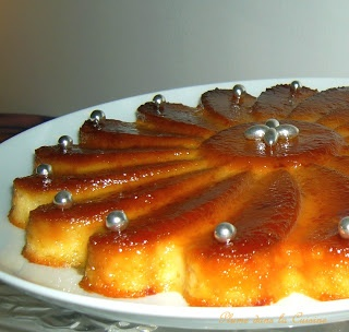 pinapple cake ... miam, miam !