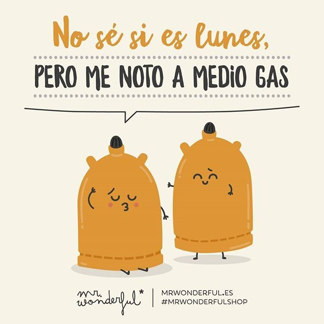 ¡Ánimo! #mrwonderful #quote #monday