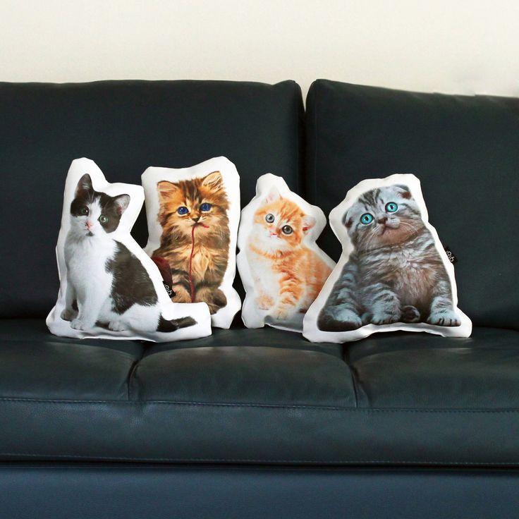 Realistic Cat Shaped Cushions from Gibi Design Gerçek Kedi Şekilli Yastıklar Gibi Neşeli Evlerin Dükkanı'nda #evhediyesi #kedi #gercek #fotografik #realistic #yavru #yastik #kirlent #sekilli #tasarim #hediye #yaratici #siamese #shaped #deri #kedili #dekorasyon #siyam #cat #gibidesign #evmanya  #yavru #oyuncak #bebek #çocuk #odasi #kitten #kids #baby