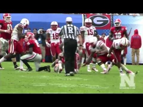 ▶ Nebraska vs Georgia in the 2014 Gator Bowl - YouTube