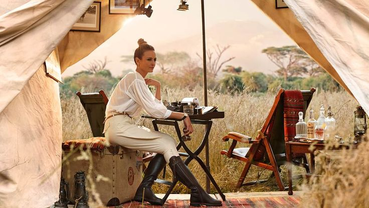We have friends here writing about safari photography. Margarite is writing a travel story and Seth is out watching for lions......