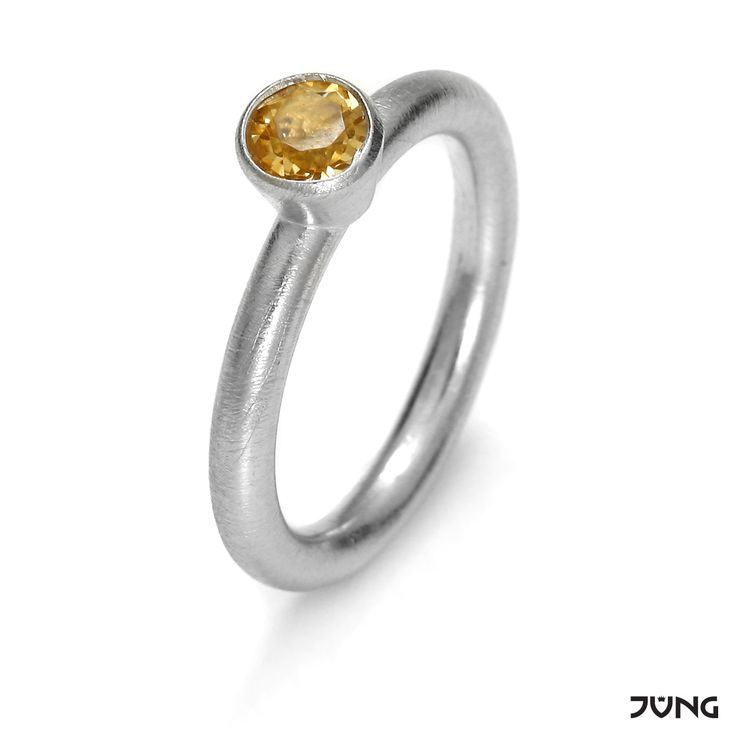 silver ring with citrine  http://en.dawanda.com/product/95077299-silver-ring-with-citrine