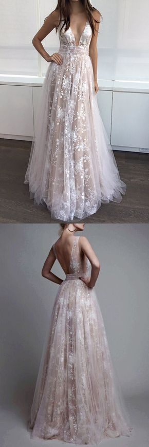 White Lace Prom Dress Pinterest 8