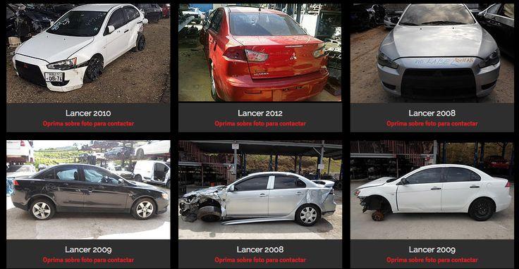 Los Mitsubishi Lancer 2007 a 2017 en junkerspr.com (2/17)