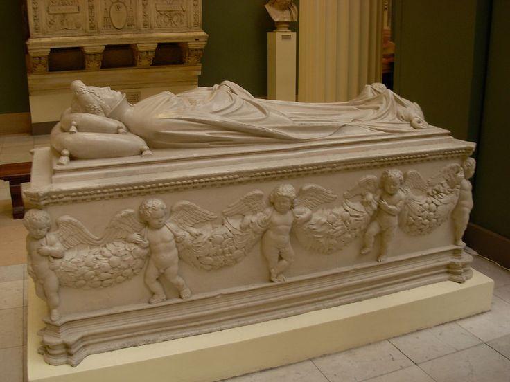 Jacopo della Quercia, Nagrobek Illarii del Caretto