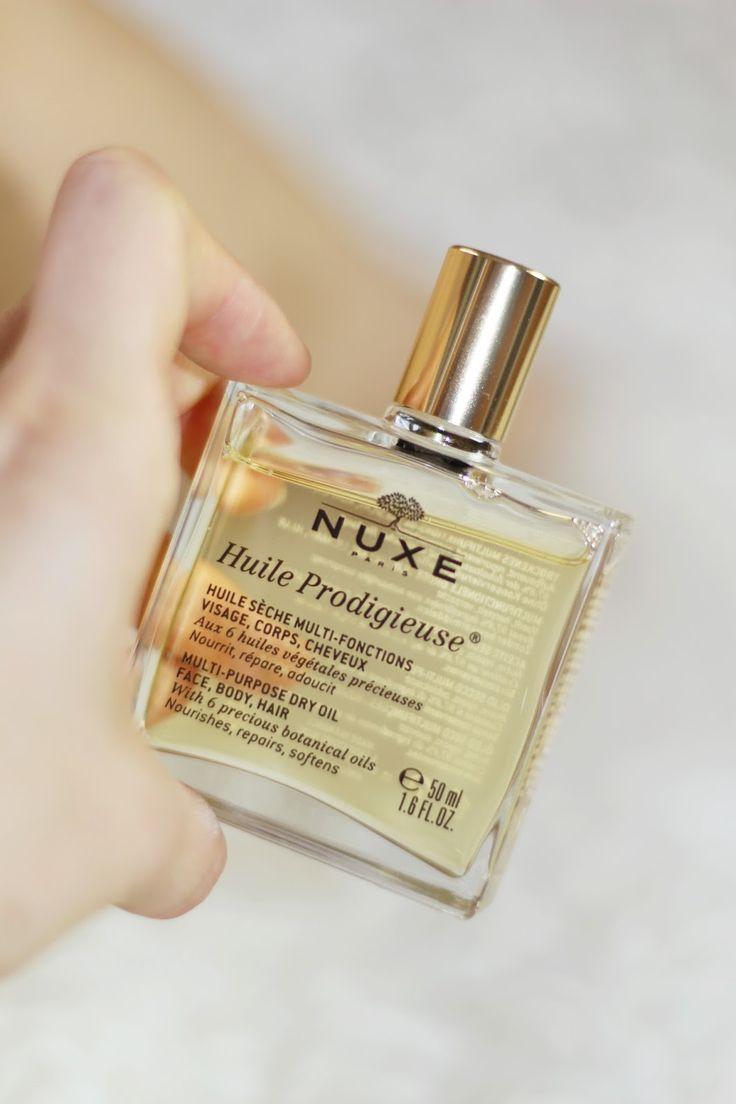 Nuxe Huile Prodigieuse Body Oil