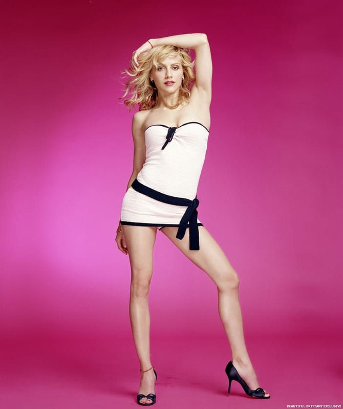Brittany Murphy S Legs