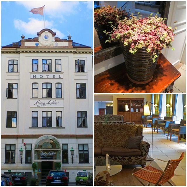 Home for the weekend: Copenhagen's Hotel Kong Arthur - read the review from @Clare #Copenhagen #Denmark #Hotels #København