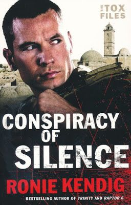 Conspiracy Of Silence by Ronie Kendig 3/5 stars