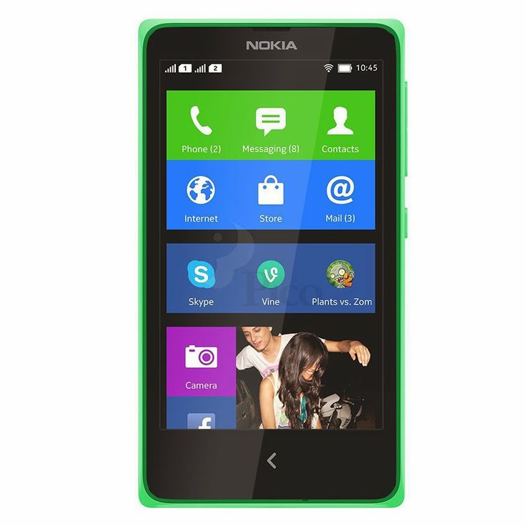 Harga Nokia X , Ponsel Android pertama buatan Nokia