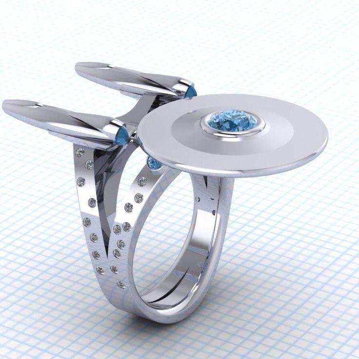 Enterprise Ring! OMG! Here's my money!!