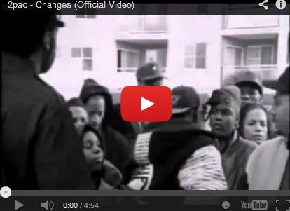 Watch: 2pac - Changes See lyrics: http://2-paclyrics.blogspot.com/2009/12/changes-2pac.html #lyricsdome