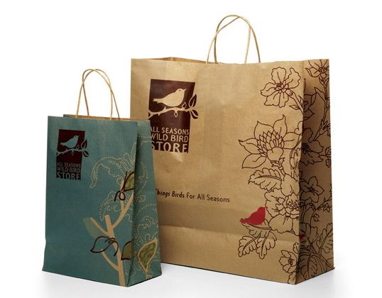 All Seasons Wild Bird Store Designed by Imagehaus