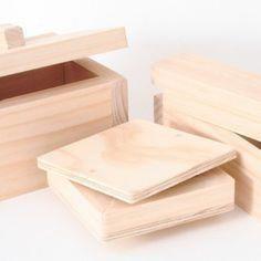 Techniken zum Herstellen einiger einfacher Schachteln