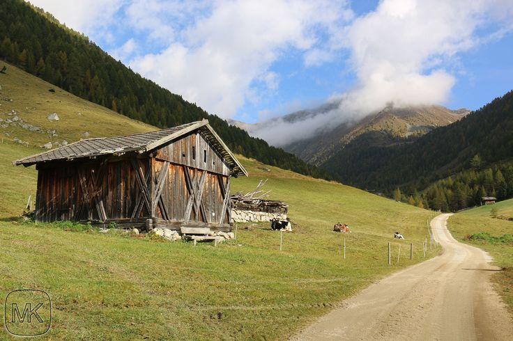 Südtirol - Wanderung im Altfasstal -   #suedtirol #wandern #berge #urlaub #natur #altfasstal #meransen