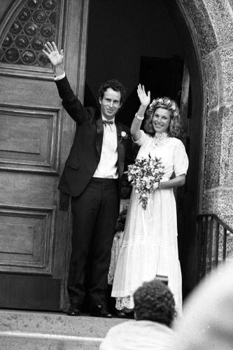 Matrimoni vintage 1986, Oyster Bay (New York). John McEnroe e Tatum O'Neal