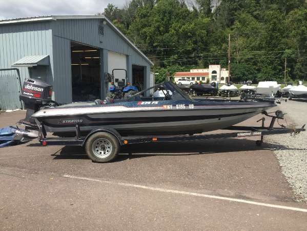 1991 Stratos 274 Fish N Ski Bloomsburg Pennsylvania Boats Com Fish And Ski Boats Ski Boats Used Boats