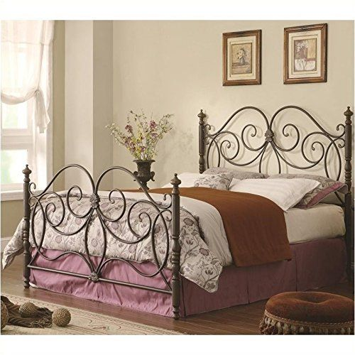 Traditional Panel Bed Queen  86 in L x 61 in W x 55 in H ** Check out this great product.
