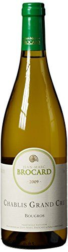 2009 Jean-Marc Brocard Chablis Bougros Grand Cru 750 mL * Learn more by visiting the image link.