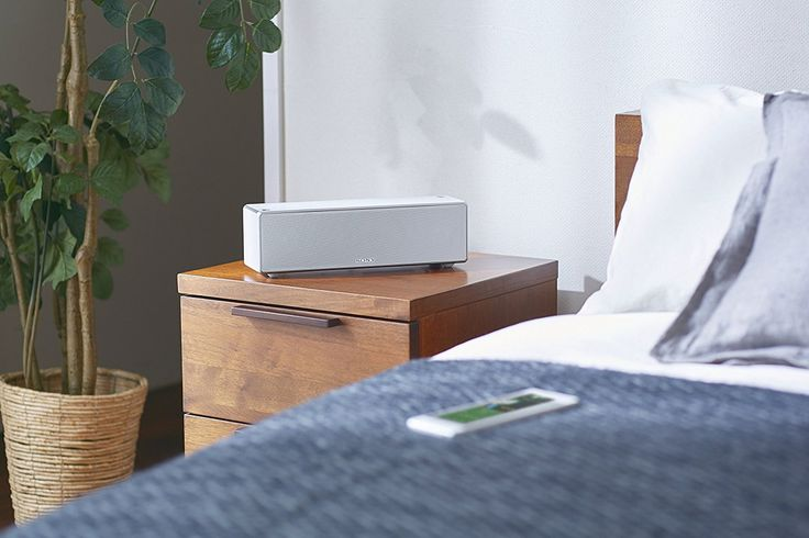 Sony SRS-ZR7W Enceinte Portable sans fil Bluetooth, Hi-Res Audio, Multi-room - Blanche: Amazon.fr: High-tech