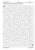 100 labyrinter - 24x32