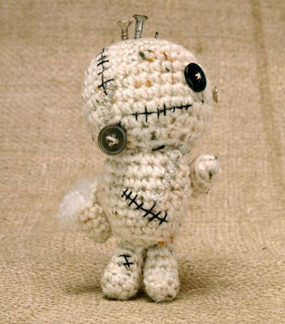 amigurumi virka inspirationgratis fri virkbeskrivning mönster zombie tips ide figur ihopsydd