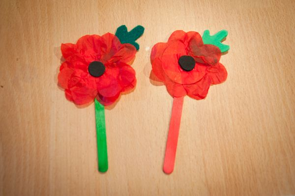 Alexandra's Wishes: Toddler Group Tuesday - Remembrance Poppies