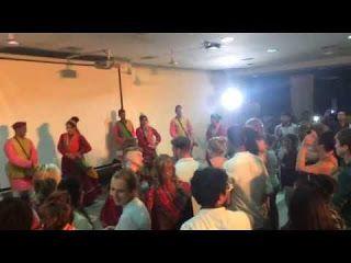 British Council Student Exchange Program Cultural Meet at Doon University…