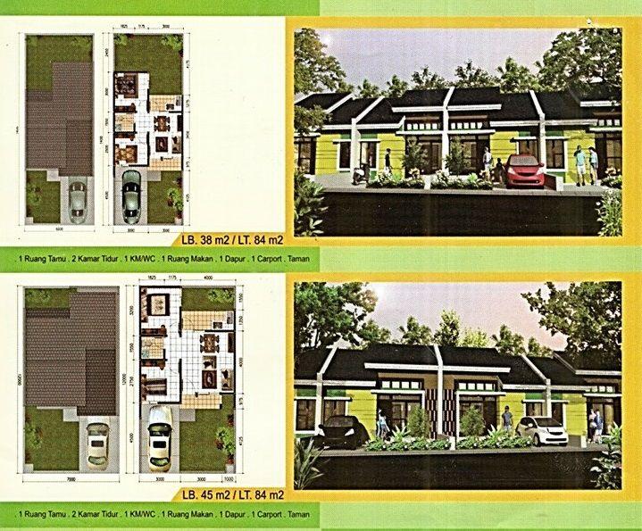 Type Rumah Murah Sederhana | Bukit Cilebut Residence | Nyaman Strategis | Dekat Stasiun Kereta | Ready Stock
