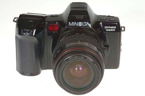 Minolta Dynax 7000i