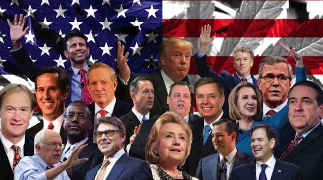 The Realistic Observer: 2016 GOP Primaries...Presidential primaries