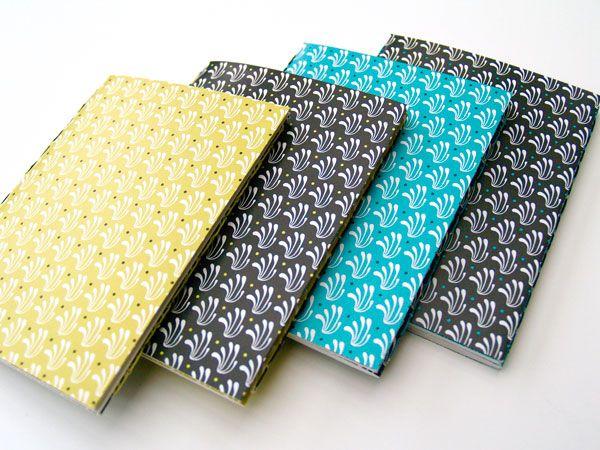 Studio Neeltje   Notebook pattern design. Handbinding by @prienandmore