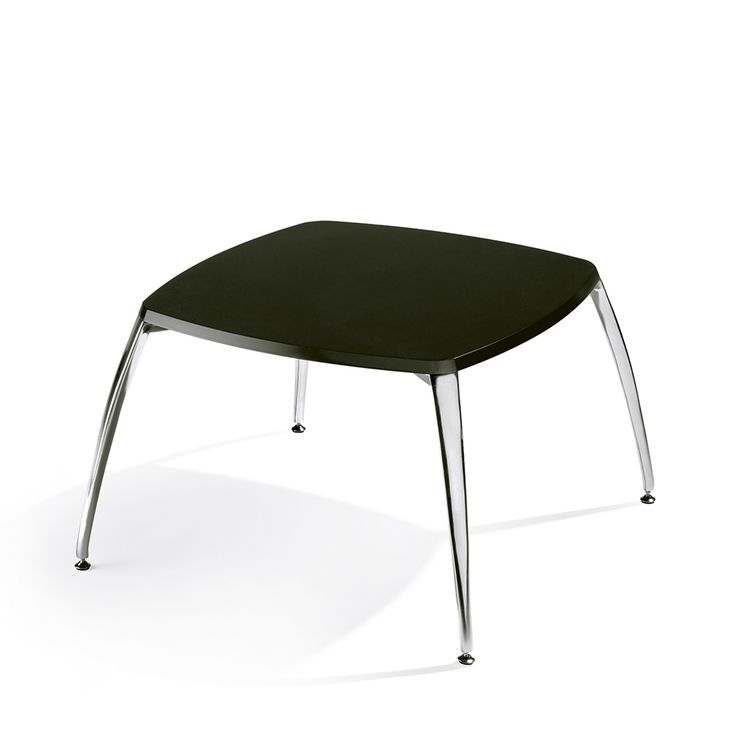 Opera low square table by Infiniti, suitable for small interiors in wh at My Italian Living Ltd