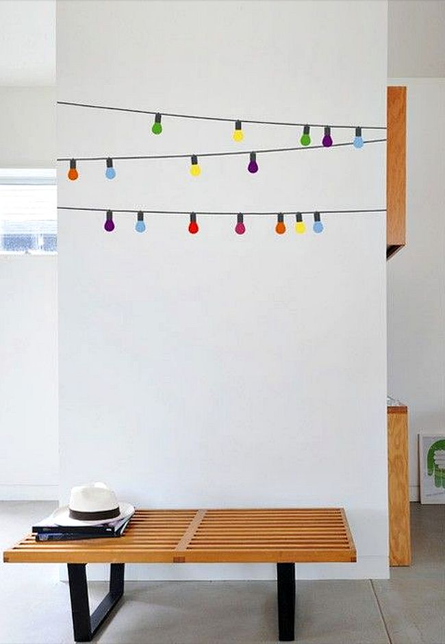 Red Sox String Lights : 64 best images about Wall decals on Pinterest Vinyl wall decals, Bedroom ideas and Home