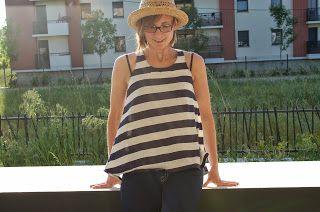 Mi-Fil, Mi-Raisin: Le tee-shirt Marin