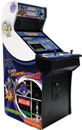 Arcade Legends 3  - Classic Video Arcade Game Machine From Chicago Gaming