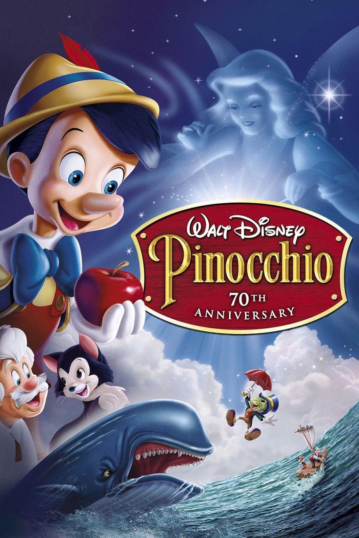 Pinocchio Desene Animate Online Dublate si Subtitrate in Limba Romana HD Gratis Disney