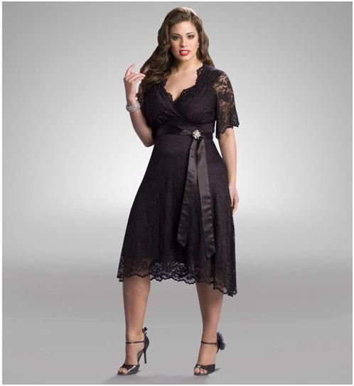 vestidos de fiesta para gorditas cortos (10)